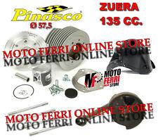 MODIFICA CILINDRO 130 135 PINASCO ZUERA + ALBERO MOTORE VESPA 125 ET3 PRIMAVERA