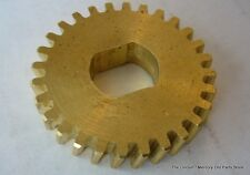 1961 - 1967 LINCOLN CONVERTIBLE (BRASS) BACK PANEL DRIVE GEAR