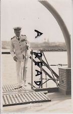 WW1 Sir Osmind De Beauvoir Brock Königliche Marine Admiral von die Flotte HMS