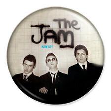 "The Jam 25mm 1"" Pin Badge Button Retro Punk Rock New Wave Music Mod"