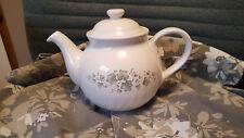 Corelle Coordinates Callaway Ivy Stoneware 5 Cup Teapot Tea Pot Corning Ware EUC