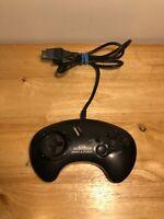 Sega Genesis MegaFire Controller Authentic Model 1657! Tested & Works