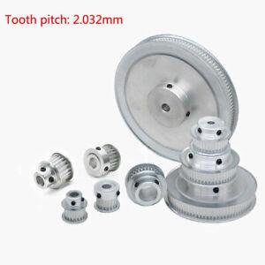 MXL16-160T  Timing Belt Pulley Synchronous Wheel Gear Width 7/11mm Pitch 2.032mm