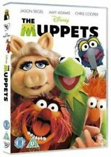 Muppets 8717418349554 With Chris Cooper DVD Region 2
