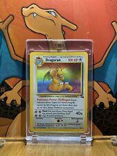 Dragonite Holo Fossil German NM 4/62 Pokemon Card