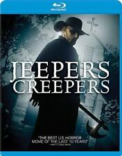 Jeepers Creepers With Gina Philips Blu-ray Region 1 883904268338