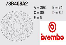 Disco freno BREMBO Serie Oro ANT Moto Morini 1200 SCRAMBLER 09 >
