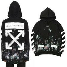 NEU OFF White Schwarz Hoodie Pullover Firework Arrows Galaxy Hoodies Sweatshirt