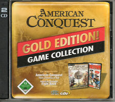 "American Conquest - Three Cenuries Of War + Addon ""Fight Back"" PC-Spiel"