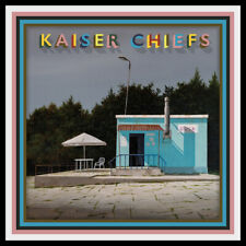 Kaiser Chiefs - Duck - CD Album (Released 26th July 2019) Brand New