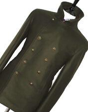 BNWT Mens Kooples Savile Row London, Chaquetón Chaqueta de abrigo estilo Militar 40R