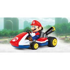 CARRERA RC 1:16 Mario Kart 8 Mario Race Kart w/ sound 2.4GHz Ready to Run 162107