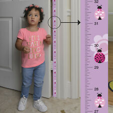 Award Winning Ladybug Growth Chart: Track & Measure Height (Fits in Door Jamb)
