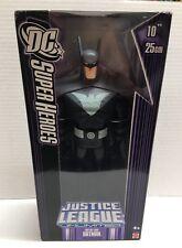 "JLU JUSTICE LORD BATMAN 10"" FIGURE MIB VERY HTF LATIN AMERICA RELEASE"