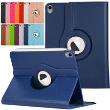 Shockproof Smart Cover For iPad Pro 9.7 10.5 11 12.9 Rotating Stand Leather Case