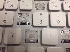 Packard Bell TM01 TM83 TM86 TM93 Original clave, Pinza, goma de repuesto Blanco