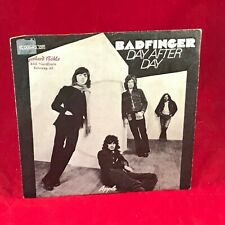 """BADFINGER Day After Day 1971 German 7"""" vinyl single EXCELLENT APPLE RECORDS EXCE"""