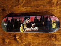 Bruce Lee Focused Art Skateboard Deck Rare Last One On Hand DGK
