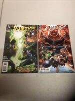 Justice League #31 & #50 (2nd Print) Jessica Cruz HBO Star! DC Comic Set