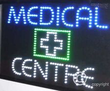 QUALITY  FLASHING  MEDICAL CENTRE led new window shop signs