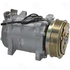 Four Seasons 58580 Air Conditioning Compressor New Aluminum SD508 R-134A Ea