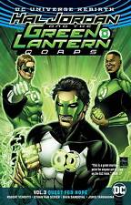 HAL JORDAN AND THE GREEN LANTERN CORPS VOL 3 QUEST FOR HOPE TPB DC REBIRTH