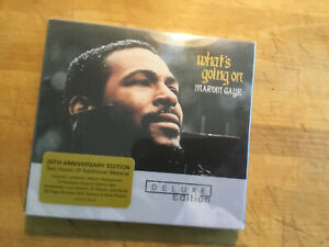 Marvin Gaye - What's going on [2 CD Album] Deluxe Edition