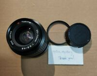 Tokina 35-70mm 1:3.5-4.8 Zoom Lens Japan Canon FD 6108016(UNTESTED, NOT WORKING)