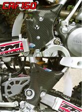 PRO CARBON RACING HONDA CRF150R 06-16 Frame Guards Pair Both Sides
