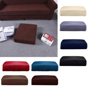 Stretch Sofa Seat Cushion Cover Couch Lounge Slipcover Protector Anti-Slip