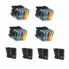 20 x Compatibles Non Oem Brother LC985M  DCP-J125 DCP-J315W DCP-J515W Lc985