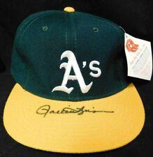 "Rollie Fingers ""Oakland Athletics"" Signed New Era MLB Baseball Hat/Cap JSA Auth."