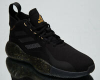 adidas D Rose 773 2020 Men's Black Gold White Athletic Basketball Sneakers Shoes