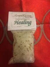 Bath Salts 5 oz Healing Wiccan Witchcraft Pagan Supplies