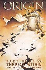WOLVERINE THE ORIGIN #3  / THE BEAST WITHIN / 2002 / JENKINS / KUBERT / ISANOVE