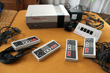 Nintendo NES Original, 4 players, European, PAL, Four Score, Super Mario 3, VGC