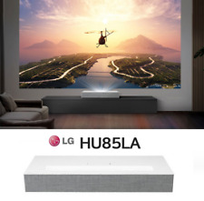 LG HU85LA 3840 x 2160 4K UHD Laser Home Theater CineBeam Projector + HDMI
