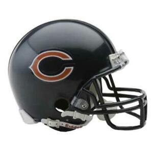 CHICAGO BEARS RIDDELL NFL MINI HELMET NEW IN BOX FREE SHIPPING