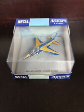 "1:100 ART 5035 Armour Alpha Jet Luftwaffe 'Acrobatic"" German Air Force Airplane"