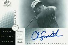 2001 CHRIS SMITH SP AUTHENTIC SIGN OF THE TIMES AUTOGRAPH CARD !