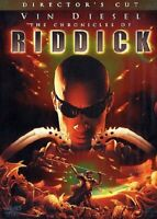 The chronicles of Riddick (Director's Cut Speciale) - DVD DL002243