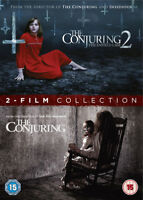 The Conjuring/The Conjuring 2 - The Enfield Case DVD (2016) Patrick Wilson, Wan