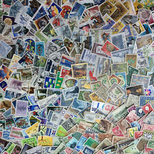Iceland Collection Of 400 Different Used Stamps - High Catalog Value