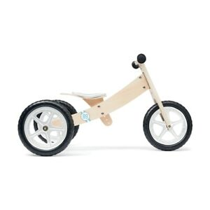 New 2 or 3 Wheel Balance wooden Frame maintain balance used as a bike / tride F1