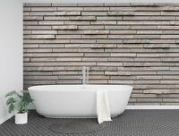 3D Bathroom Brick Wall R306 Wallpaper Wall Mural Self-adhesive Commerce Amy