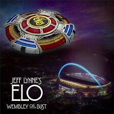 JEFF LYNNE's ELO - WEMBLEY OR BUST 2 CD/ BLURAY ALBUM NEW (17TH NOV)