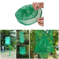 Folding Ranch Fly Trap Non Toxic Hanging Catcher Cage Traps Non Toxic
