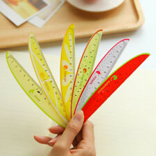 15cm Kawaii Creative Fruit Design Straight  Ruler Drafting Supplies Stationery