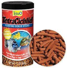 11oz Tetra Cichlid Sticks Enhances Cichlids vitality growth and color