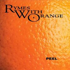 RYMES WITH  ORANGE / Peel